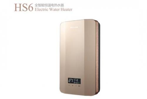 解析双模电热水器在安全方面的优点