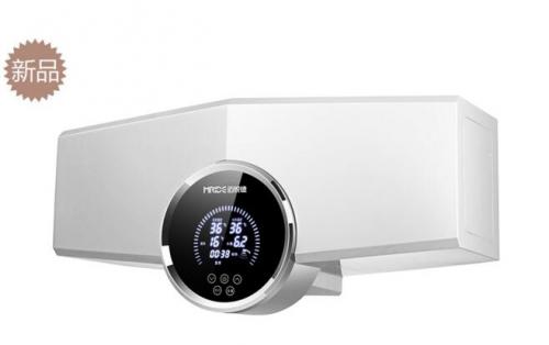 双模热水器能够根据进水温度自动调整热水器的使用功率
