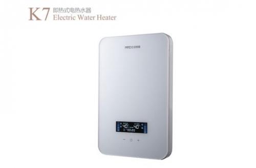 电热水器已应用了有效的保温技术