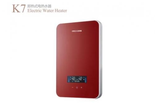 速热式电热水器的洗浴效果怎么样?