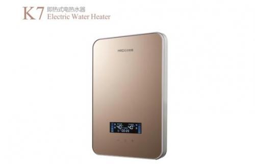 速热式电热水器厂家的产品阵营